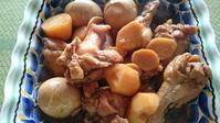 鶏肉のすっぱ煮 - Tea's  room  あっと Japan
