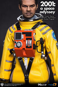 2001: A Space Odyssey Dr. Frank Poole in Yellow Astronaut Suit - 下呂温泉 留之助商店 入荷新着情報