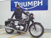 シンメトリーが落ち着く - 60代も元気に楽しむバイクライフ