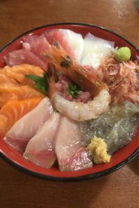 丸天丼 - WHOPPER(^^♪