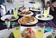 発酵と料理教室4月はマルゲリータ・ピザになります - 自家製天然酵母パン教室Espoir3n(エスポワールサンエヌ)料理教室 お菓子教室 さいたま