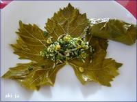 季節の料理葡萄の葉のドルメ - テヘランのアルバム