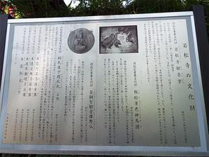 鈴立山若松寺[七十三カ所] - 寺をたずねて今日も空の下