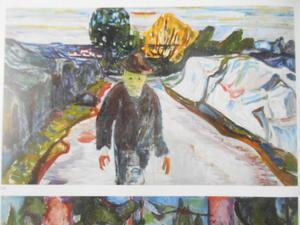 昨日のフランスは、BLUE MONDAY、ブルー・マンディ、憂鬱な月曜日だと・・・ - 波多野均つれづれアート・パート2