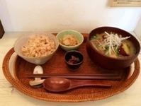 7月17日(火)の営業時間は12:00~18:00です。今回冷や汁は… - miso汁香房(ロジの木)