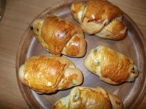 最近作ったパン - Bon Appetit