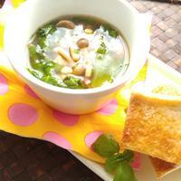 レタススープの朝ごぱん - 料理研究家ブログ行長万里  日本全国 美味しい話