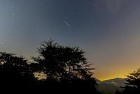 ペルセウス流星群 - デジカメ写真集