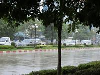 晴れ男 vs.雨のきわどい戦い - イ課長ブログ