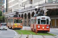 藤田八束の鉄道写真@貨物列車は元気いっぱい、リゾート列車は楽しさいっぱい、路面電車は子供達でとっても賑やか - 藤田八束の日記