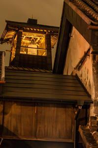 夜の川越の街 - デジカメ写真集