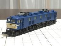 KATO EF58のボディーの外し方 - tabi-okane旅の話+α(続編):Nゲージ鉄道模型版