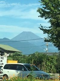 富士山 - WHOPPER(^^♪
