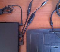 Cintiq 13HDにL字型延長ケーブルを購入 - ~Day after day~