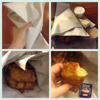 カナダで食べるごはん/The Take Out Fish & Chips - タイタスのいるところ      London Ontario