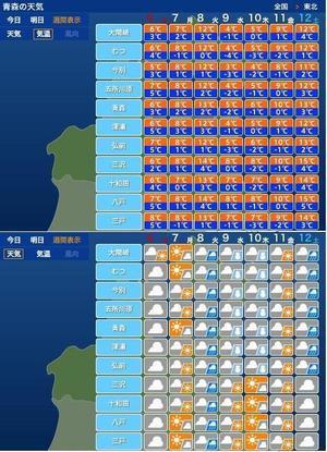 こんな天気模様なので - ○ちゃんの使命
