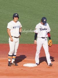ヤクルト、外れ外れのドラ1は清水昇投手(国学院大) - Out of focus ~Baseballフォトブログ~