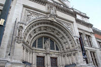 ロンドン旅行記:Victoria and Albert Museum - On a clear day