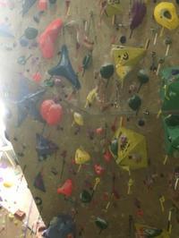 【スクール】インドアクライミング講習(12月11日) - ちゃおべん丸の徒然登攀日記