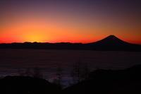 28年11月の富士(5-3) - 富士への散歩道 ~撮影記~