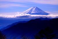 28年11月の富士(6-2) - 富士への散歩道 ~撮影記~