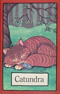 デブ猫に捧ぐ絵本「キャットゥンドラ」 -  Der Liebling ~蚤の市フリークの雑貨手帖2冊目~