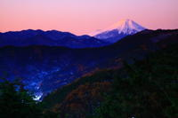 28年11月の富士(8) - 富士への散歩道 ~撮影記~