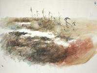 《【アーカイブス44】『ヤマセミの渓から――― ある谷の記憶と追想》 - 画室『游』 croquis・drawing・dessin・sketch