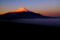 28年12月の富士(3-3) - 富士への散歩道 ~撮影記~