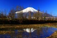 28年12月の富士(3-5) - 富士への散歩道 ~撮影記~