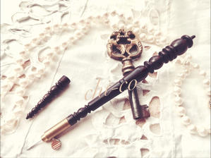 ☆ブログ引っ越しのお知らせ☆ - chi-co beads embroidery