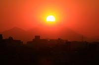 28年12月の富士(4) - 富士への散歩道 ~撮影記~