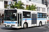 (2016.12) 那覇バス・那覇200か732 - バスを求めて…
