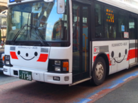 かわいいバス~♪。 - もりじいの備忘録。