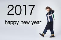 新年あけましておめでとうございます! - FUDGE Online Store