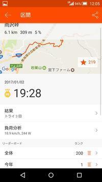 今年初雨沢峠で1位だった件 - 東海ヒルクライム道五十三次