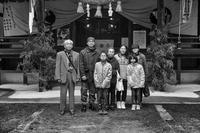 山野井八幡宮にて - ライカとボクと、時々、ニコン。