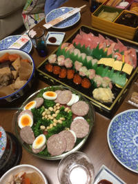 お寿司 - 庶民のショボい食卓