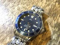 OMEGA オメガ シーマスター300 メンテナンス - トライフル・西荻窪・時計修理とアンティーク時計の店