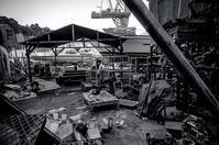 初暦月 寫誌 ③廃工場の混み合い方… - le fotografie di digit@l