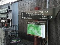 金時山 - トレイル大好き!