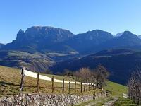 南チロルのホテルから (Sudtirol) - エミリアからの便り