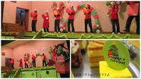 【療育園】通所事業所のクリスマス会 - ほうこうかいキッチン~真空低温調理奮闘記~