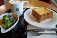 エクセルシオールカフェ『厚切りフレンチトースト』 - My favorite things