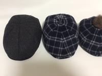 明日からです - 帽子工房 布布