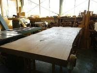 仕事始め - woodworks 季の木  日々を愉しむ無垢の家具と小物