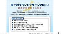 『2050国土グランドデザインに驚いた 』一般質問ダイジェスト12月議会2016 ⑬ - 田島けんどう official blog