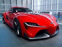 TOYOTA FT-1 - photograph3