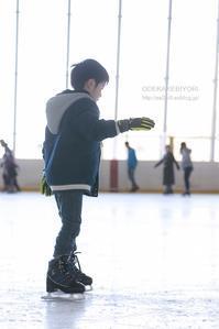 笠松運動公園アイススケート場 - オデカケビヨリ