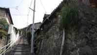八幡の急坂集落 - 路地裏統合サイト【町角風景】